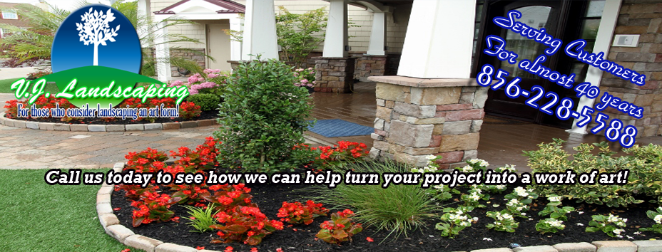 VJ landscaping authority video ending pic